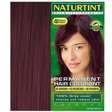 Naturtint Hair Colourants 4I (Iridescent Chestnut) - 5.28 Fluid Ounces