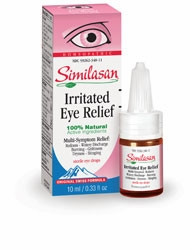 Similasan Irritated Eye Relief Drops - 0.33 Fluid Ounces