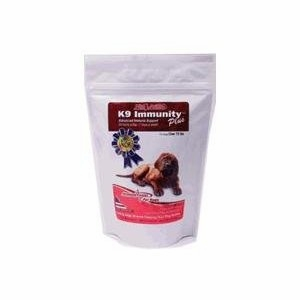 K9 Immunity Plus for Dogs over 70 pounds by Aloha Medicinals - 90 Chewables