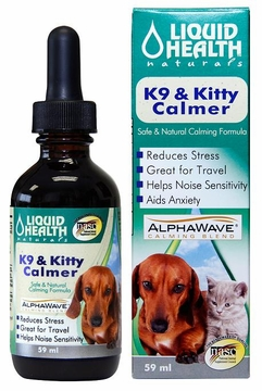 K9 & Kitty Calmer by Liquid Health - 59 ml