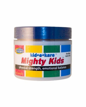 North American Herb & Spice Kid-e-Kare Mighty Kids Jelly - 2 Ounces