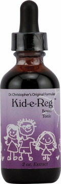 Kid-e-Reg - Bowel Tonic by Dr. Christopher's - 2oz.