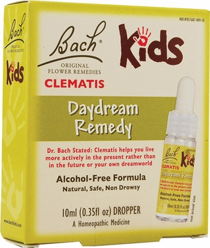 Kids Clematis Daydream Remedy by Bach Flower Essences - 10 ml