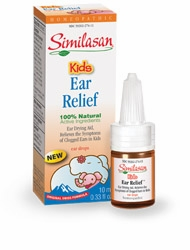 Similasan Ear Relief Drops for Children - 10 Milliliters