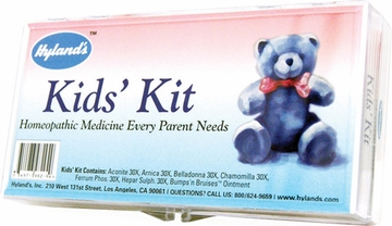 Kids Kit by Hylands - 7 Pieces