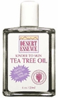 Kinder to Skin Tea Tree Oil by Desert Essence - 4oz.