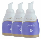 Young Living Lavender Foaming Hand Soap - 8 Ounces