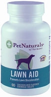 Pet Naturals of Vermont Lawn Aid Chicken Liver - 90 Chewable Tablets