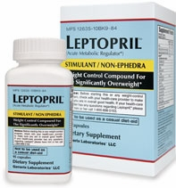 Leptopril by Generix Laboratories - 95 Capsules