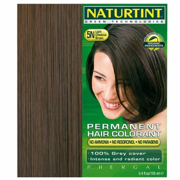 Naturtint Hair Colourants 5N (Light Chestnut Brown) - 5.6 Fluid Ounces
