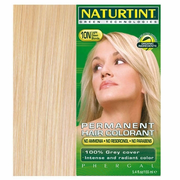 Naturtint Hair Colourants 10N (Light Dawn Blonde) - 5.28 Fluid Ounces
