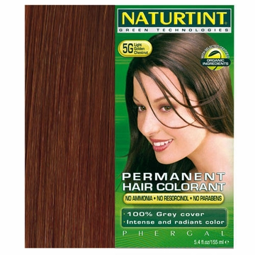 Naturtint Hair Colourants 5G (Light Golden Chestnut) - 5.6 Fluid Ounces