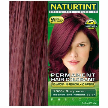 Naturtint Hair Colourants 5M (Light Mahogany Chestnut) - 5.6 Fluid Ounces