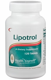 Lipotrol by Purity Products - 120 Tablets