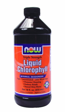 Now Foods Liquid Chlorophyll - 16 Fluid Ounces