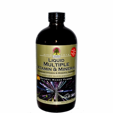 Liquid Multiple Vitamin and Mineral by Nature's Answer - 16oz.