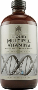 Liquid Multiple Vitamins by Nature's Answer - 16oz.