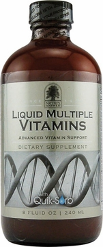 Liquid Multiple Vitamins by Nature's Answer - 8oz.