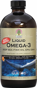 Liquid Omega3 EPA/DHA by Nature's Answer - 16oz.