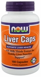 Now Foods Liver Caps - 100 Capsules