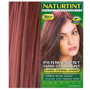 Naturtint Hair Colourants 7M (Mahogany Blonde) - 5.6 Fluid Ounces