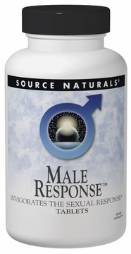 Source Naturals Male Response Bio-Aligned Formula - 90 Tablets