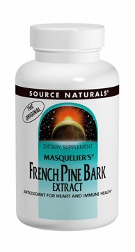 Source Naturals Masquelier??s French Pine Bark 50 mg - 120 Tablets