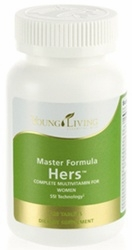 Young Living Master Formula HERS - 120 Tablets