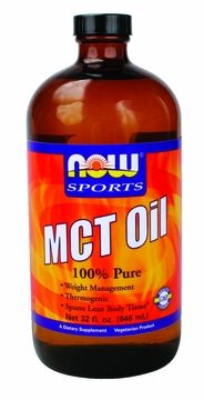 Now Foods MCT Oil - 32 Fluid Ounces