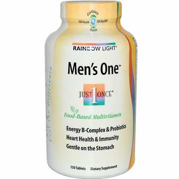 Rainbow Light Men's One Multivitamin - 150 Tablets
