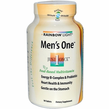 Rainbow Light Men's One Multivitamin - 90 Tablets