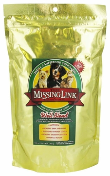 Missing Link Canine/Feline Wellness Blend by Designing Health - 1 Pound