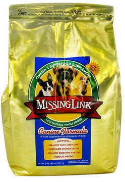 Missing Link Canine Formula by Designing Health - 5lbs.