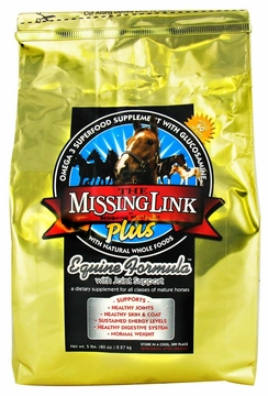 Missing Link Equine Plus Formula by Designing Health - 5 lbs