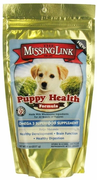 Missing Link Puppy Health Formula by Designing Health - 8 Ounces