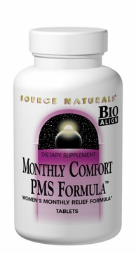 Source Naturals Monthly Comfort PMS Formula - 42 Tablets