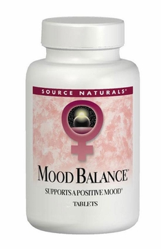 Source Naturals Mood Balance - 45 Tablets