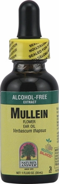 Mullein Ear Oil by Nature's Answer - 1oz.