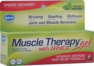 Muscle Therapy Gel with Arnica by Hylands - 3oz.