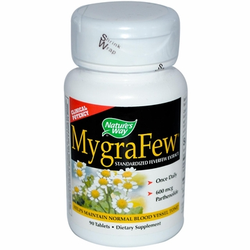 MygraFew by Nature's Way - 90 Tablets