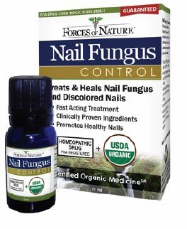 Forces of Nature Nail Fungus Control Liquid - 11 Milliliters