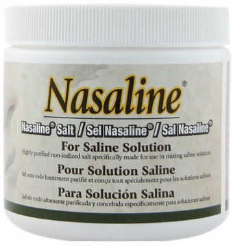 Nasaline Salt by Squip Products - 10oz.