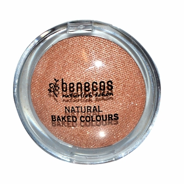 Natural Baked Eyeshadow Mokka by Benecos - 1.05 Grams