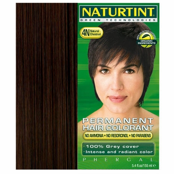 Naturtint Hair Colourants 4N (Natural Chestnut) - 5.6 Fluid Ounces
