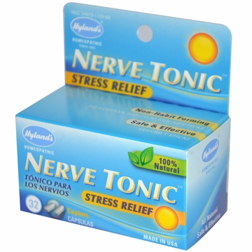 Nerve Tonic by Hylands - 32 Caplets