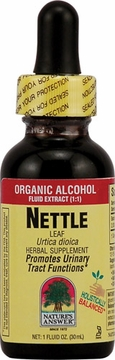 Nettles Leaf by Nature's Answer - 1oz.