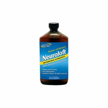 North American Herb & Spice Neuroloft Essence - 12 Fluid Ounces