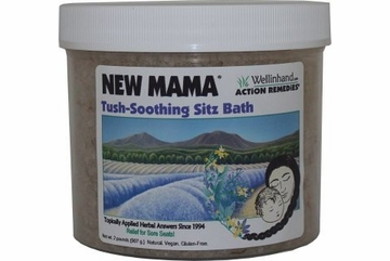 Well In Hand New Mama Tush Soothing Bath - 2 Pounds