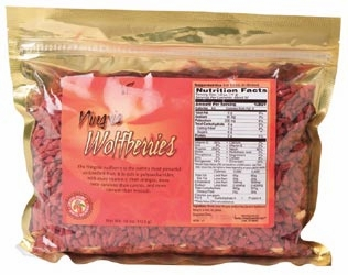 Ningxia Wolfberries - 16oz.
