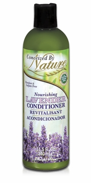 Nourishing Lavender Conditioner by Conceived by Nature - 11.5 oz